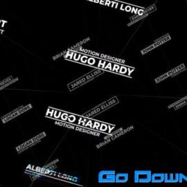 Videohive Glitch Lower Thirds Free Download