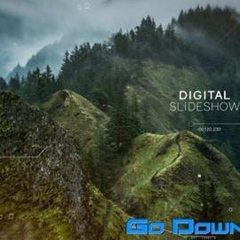 Videohive Digital Slideshow 4K 18101435 Free Download
