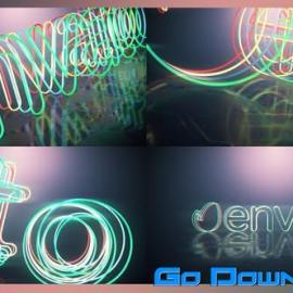 Videohive Electric Neon Intro 22136345 Free Download