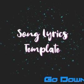 Videohive Lyrics Template Free Download