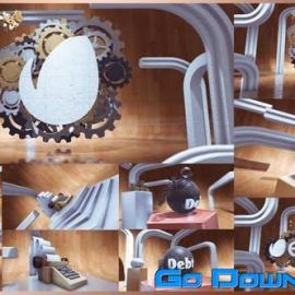 Videohive Stylish Business Opener 25189321 Free Download