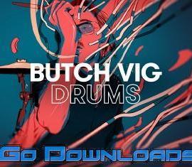 BUTCH VIG DRUMS Free Download