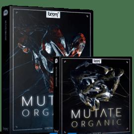 Boom library MUTATE ORGANIC