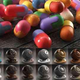 Redshift Shader Suite for C4D v4.0 Free Download