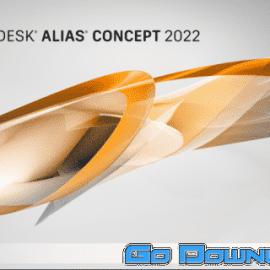 Autodesk Alias Concept 2022 Win x64 Free Download
