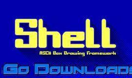 CM – Shell – ASCII Box Drawing Framework 2355497 Free Download