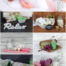 Spa composition stock photo Free Download