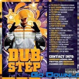 CM Dubstep CD Cover Template 1654764 Free Download