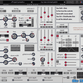 Sinmad Hybrid Synthesiser Free Download [FULL+CRACK]
