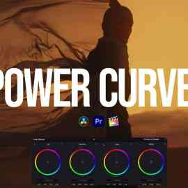 Colorist Factory – Power Curves Free Download