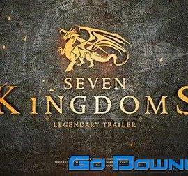 Videohive Seven Kingdoms The Fantasy Trailer 21447640 Free Download