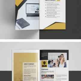 CreativeMarket Creative Business Plan 5735990 Free Download