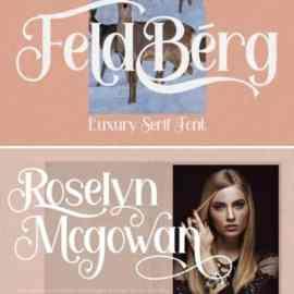 Feldberg Font Free Download