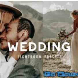 CreativeMarket 10 BOHO WEDDING LIGHTROOM PRESETS 63 Free Download