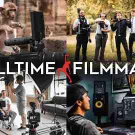 Fulltime Filmmaker – Full Course – 2021 Updates