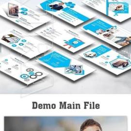 Graphicriver Bundle Business Supercharger 3 In 1 Powerpoint Template 22606019 Free Download