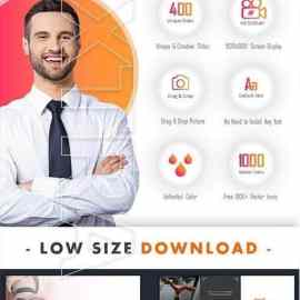 Graphicriver Look Out Pitch Deck Powerpoint 22598687 Free Download