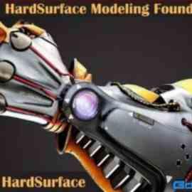 HardSurface Modeling Foundation Tutorial