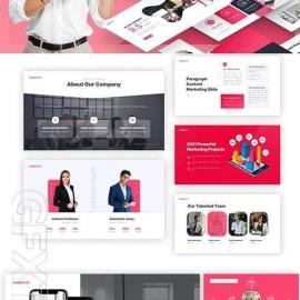 Marketzy Marketing Powerpoint Template 4ts8l7j Free Download