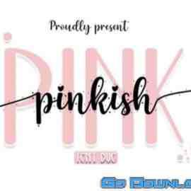 Pinkish Pink Font Free Download