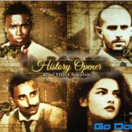 Videohive 3d Photo History Opener 28683512 Free Download