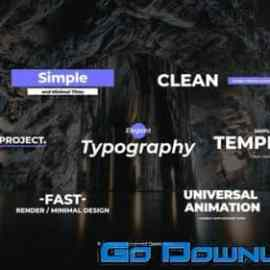 Videohive Simple And Minimal Titles Pack For Davinci Resolve 33680791 Free Download