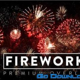 30 Firework Overlays Free Download