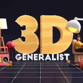 3D Generalist Course Free Download