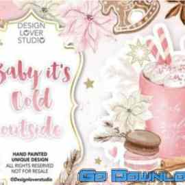 65 Baby its cold outside design Free Download