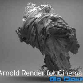 Arnold v4.0.0.1 for Cinema 4D R21 – R25 Win X64 Free Download