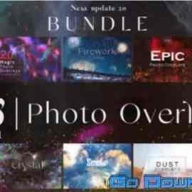 CreativeMarket 505 Photo Overlays Bundle 2.0 5266469 Free Download