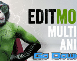 EditMonkey v1.03 for After Effects Free Download
