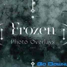Frozen Photo Overlays Vol. 1 Free Download