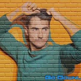 Graffiti Photo Effect Mockup 0482 Free Download