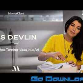 MasterClass – Es Devlin Teaches Turning Ideas into Art