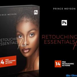 Pro Retouching Essentials Pack    Prince Meyson Free Download