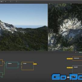 QuadSpinner Gaea 1.3(BE) + 1.2 (PROD) Win Free Download