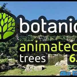 Tree And Grass Library Botaniq Tree Addon Trees+Grass Trees Download (V6.3)