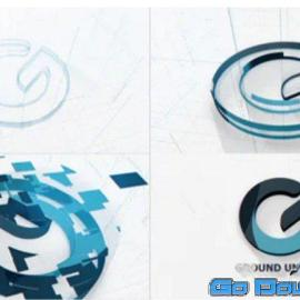 Videohive Build A Logo Technical Drawings 34340754 Free Download