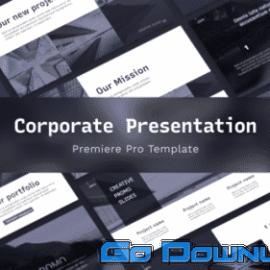 Videohive Crtv Clean Corporate Presentation For Premiere Pro 33473244 Free Download