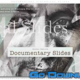 Videohive Documentary Historical Slides 34152175 Free Download