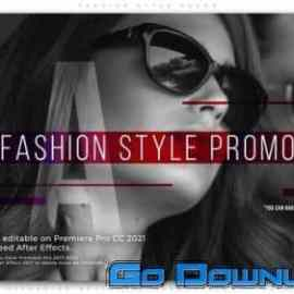 Videohive Fashion Style Promo 34152163 Free Download