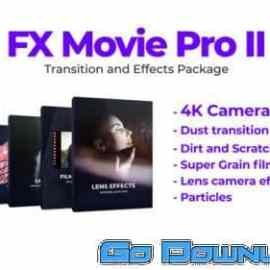 Videohive Fx Movie Pro 2 Transition And Effects Package 34052744 Free Download