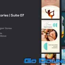 Videohive Instagram Stories Modern Lifestyle Suite 07 Mogrt 34138157 Free Download