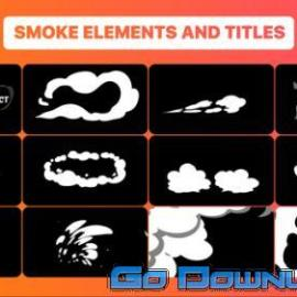Videohive Smoke Pack And Titles Fcpx 34130779 Free Download