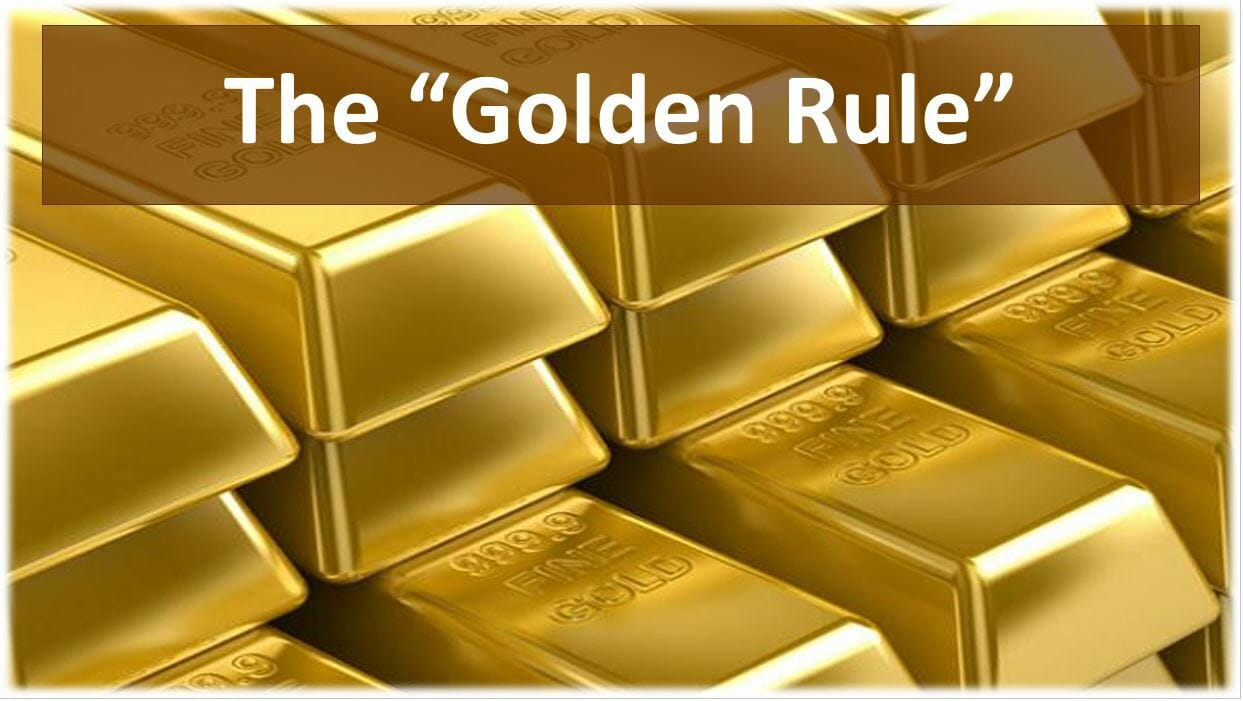 The Golden Rule Series
