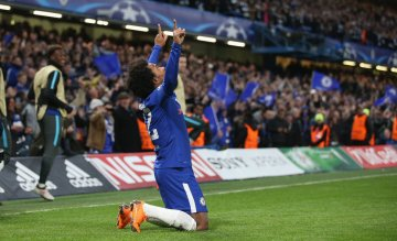 Willian Chelsea Barcelone 2018