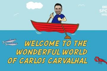 Carlos Carvalhal semble avoir accosté à Swansea pour un long moment. (Source : BBC Wales)