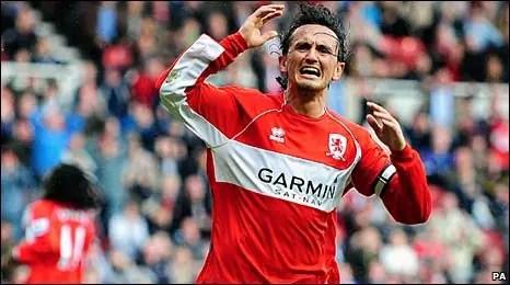 Middlesbrough 1-1 Aston Villa 2009