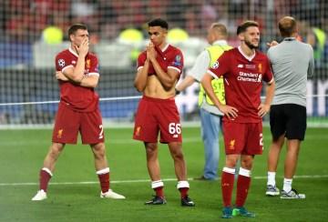 Les coeurs brisés des Reds... (Source : uefa.com)